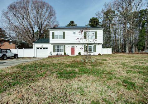 535 Richneck Rd, Newport News, VA 23608